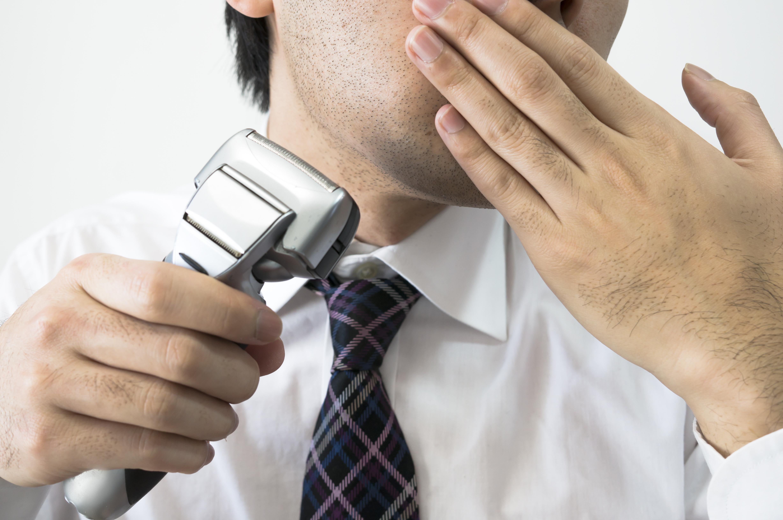 髭剃り 頻度 社会人