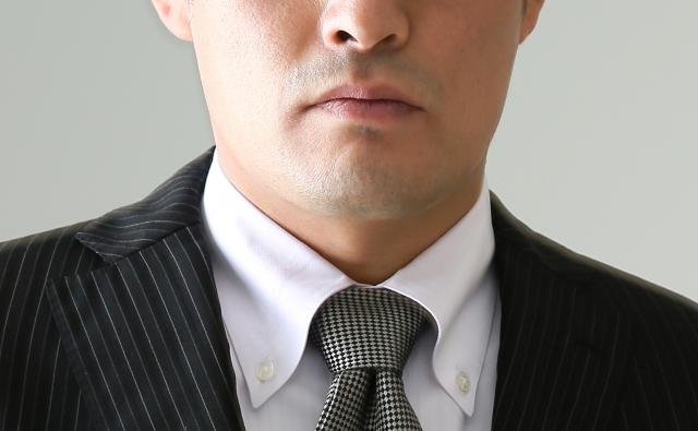 青髭が濃い日本人