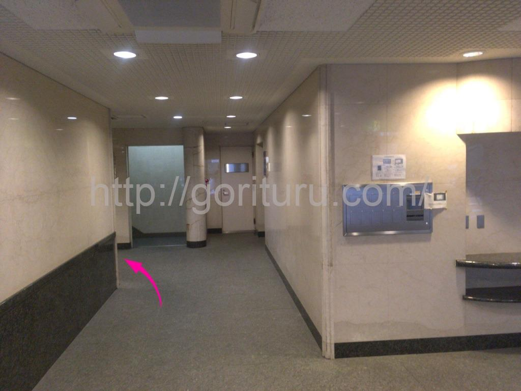 ゴリラクリニック渋谷院までのアクセス12